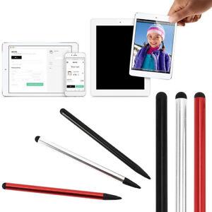 3tlg Bleistift Kapazitiver Pen Touch Screen Stylus für Tablet Handy iPad DE  Neu