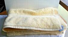 LivingQuarter Lemon color 100%Egyptian Cotton Loops Luxury Large Spa Bath Towel