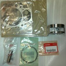 New 2007 2008 Honda TRX420 TRX 420 Rancher ATV Top End Rebuild Kit Piston Rings