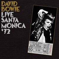 David Bowie - Live Santa Monica 72 [CD]