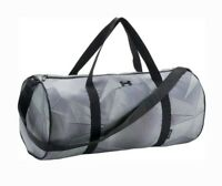 Under Armour Favourite 2.0 Womens Training Holdall Duffle Bag Grey Waterproof