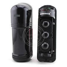 Alarm 3 Beams Infrared IR Sensor Barrier Detector Motion Outdoor 150M ABE-150