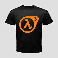 Half Life 3 Counter Strike Global Video Games Tee Shirt Black Xbox Playstation