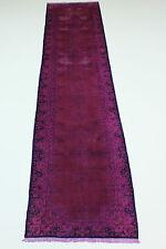 en exclusivité Vintage élégant rose Used Look PERSAN TAPIS d'Orient 4,80 x 1,00