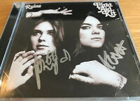 First Aid Kit - Ruins Cd Signed Autographed New Album