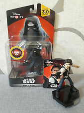 Disney Infinity 3.0 Star Wars - Kylo Ren Léger Fx, Han Solo - Neuf