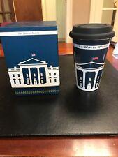 White House Historical Association Travel Coffee Mug President Trump