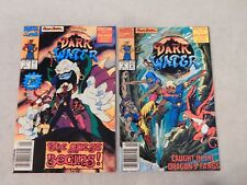 Dark Water #1,2 Marvel 1991 VF/NM
