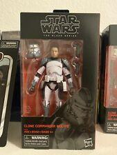 Star Wars Black Series Clone Commander Wolffe