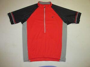 Bontrager Men's Solstice Short Sleeve Jersey * Red/Black * Medium *