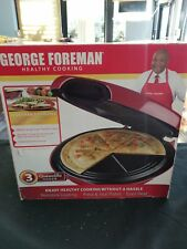 George Foreman Healthy Cooking Quesadilla Maker
