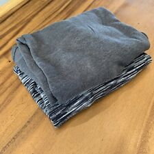 Ladie's Massimo Dutti Bundle 2x Grey Loose T Shirts.  Size Small