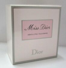 Christian Dior MISS DIOR ABSOLUTELY BLOOMING 100ml EDP Spray New (NIB) & 100%ORG