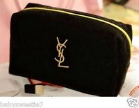 Yves Saint Laurent YSL Beauty Makeup Trousse Bag Small