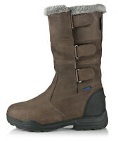Brogini Resistente II Mezzo Mid Length Waterproof Riding Boots Nubuck Leather