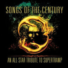Various Artists : Songs of the Century: An All-star Tribute to Supertramp CD