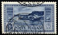 Regno - 1932 - Garibaldi - Lire 1,75+25 c.  usato - n.322 - Firmato Sorani