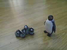 Lot 23 - Schleich Emperor Penguin & Chicks Bundle - Zoo / Wild Animals
