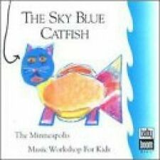 Scoot Scooter Nelson Sky blue catfish (Music Workshop for kids) [CD]