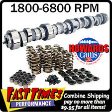"HOWARD'S Chevy GM LS LS1 274/280 609""/604"" 115° Cam Camshaft & Spring Kit LS2"