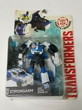 STRONGARM Transformers Robots in Disguise 2015 Warrior Class Hasbro NEW