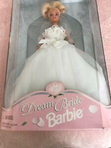Mattel Dream Bride Barbie New in Sealed Box 1996