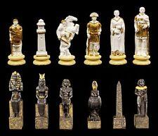 Pezzi degli scacchi PICCOLO SET - EGIZIANI VS.ROMANO - ANTICA VERONESE figure