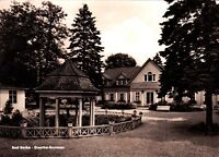 Bad Berka , Gothe-Brunnen , Ansichtskarte, 1962 gelaufen