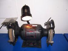 11990 Sears Craftsman 319190420 8 In Bench Grinder 1hp 3450 Rpm 110 120 Volt