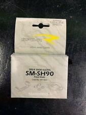 Shimano SM-SH90 SPD-R Shoe Cleats
