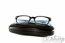 Ray Ban Eyeglasses-RB 5150 5023 50 TOP HAVANA ON BLUE