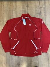 Adidas 2012 London Olympics Red L12 Coke Jacket Coca Cola W51863 BRAND NEW - XL