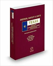 Anderson, Bartlett & East's Texas Uniform Commercial Code Annotated, 2014-2015