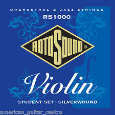 Rotosound RS1000 Student Violin Strings