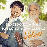Volver - Domingo Placido & Sanz Villegas Pablo CD Sealed ! New !