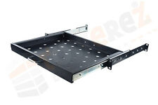 "Sliding rack mounted shelf 19"" - 482.6 W X  366 mm D - for 600-depth cabinets"