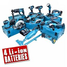 MAKITA 13BTJ 18v Li-ion 5.0Ah Cordless 13 Piece Monster Kit