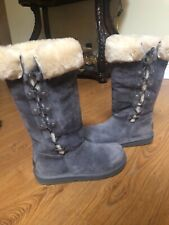 NEW UGG WOMEN TALL BOOTS SIZE 7!! WARM AND COMFY!