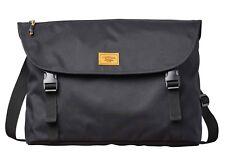 Timberland Black Messenger Bag School Casual Smart Work Laptop Carrier