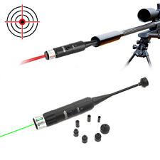 Green Red Laser Boresighter for .177 to .50 Caliber Handguns Sights Riflescope