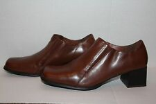 NEW Spring Step Brown Ankle Boots Shoes Size 8M