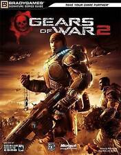 Gears of War 2 Signature Series Guide (Bradygames Signature Guides)-ExLibrary