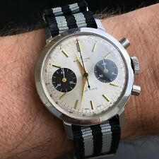 Orologio Cronografo Vintage Generico Movimento Venus 188