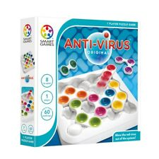 NEW SMARTGames Anti-Virus 60 Brainteaser Puzzle Smart Games - Mind Challenges