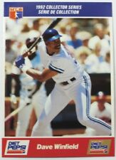 1992 Dave Winfield Diet Pepsi Collector's Series Card # 30 of 30