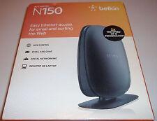 belkin N150 Wi-Fi Router NEW
