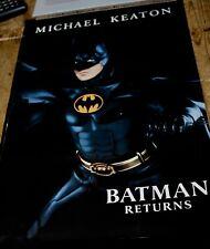N-082 Batman Returns Movie Silk Poster 12x18 24x36 27x40
