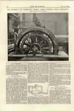1895 Ferranti 1000 Unit Dynamo Hope Jones Electric Organ