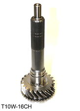 Borg Warner Super T10 Transmission Input Shaft 2.43 Ratio, T10W-16CH