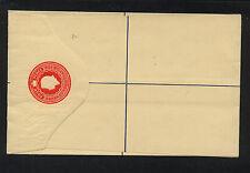Bahamas  nice postal  registered envelope  unused  4 pence     KEL1227